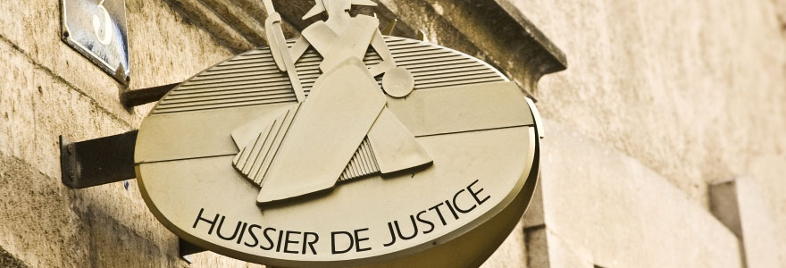 Faire appel a un huissier de justice pour un recouvrement amiable