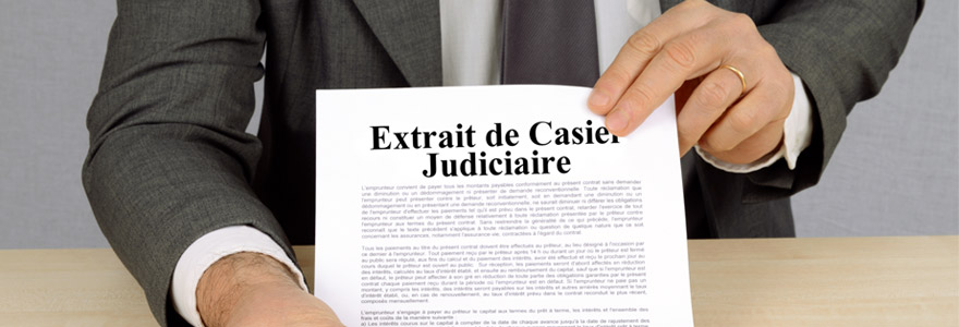 traduire Extrait de casier judiciaire